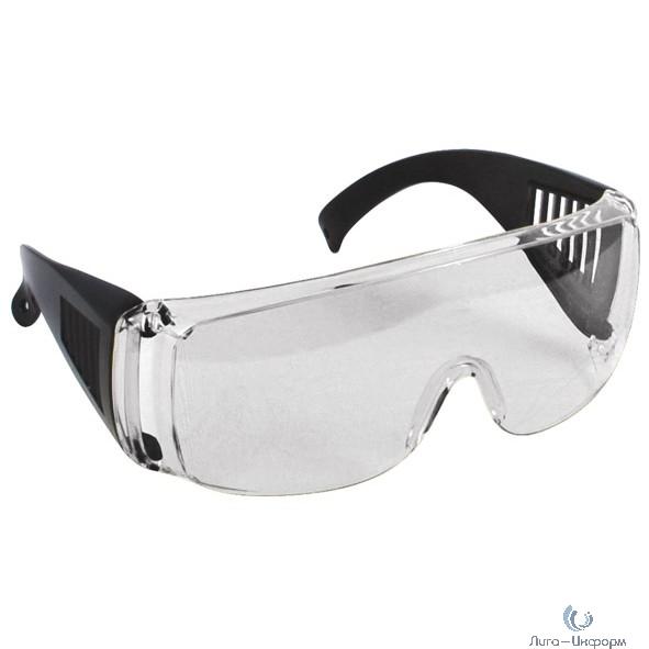 FIT РОС Очки защитные с дужками прозрачные [12219]