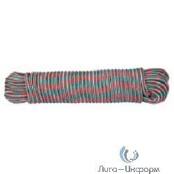 FIT IT Шнур полипропиленовый с сердечником 4 мм х 20 м, р/н= 75 кгс [68470]