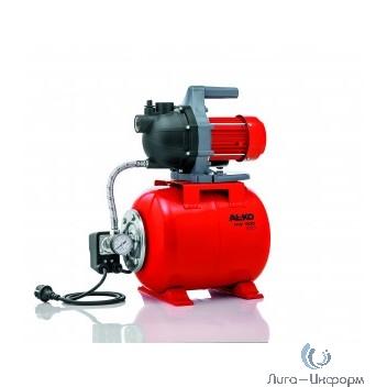 AL-KO HW 600 Eco { 580 Вт., 8м/35м, 3000 л/ч, бак 19 л, 11 кг } [113596] /НАСОСНЫЕ СТАНЦИИ/