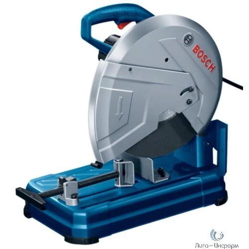 Bosch GCO 14-24 J Отрезная машина по металлу [0601B37200] {2400 Вт, 3800 об/мин, вес 18 кг }