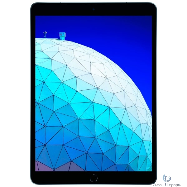 Apple iPad Air 10.5-inch Wi-Fi + Cellular 256GB - Space Grey [MV0N2RU/A] (2019)