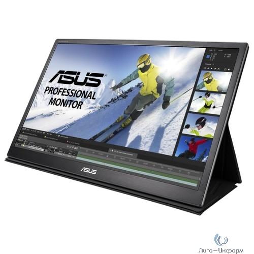 """ASUS LCD 21,5"""" PQ22UC ProArt черный {OLED HDR-10 3840x2160 330cd 0.1ms 1000000:1 178/178 USB-Cx2 MicroHDMI} [90LM0030-B01370]"""