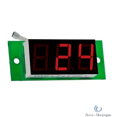 DigiTOP Тм-19 Термометр бескорпусной, -50...+125С, индикатор 19х40 мм