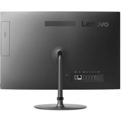 """Lenovo IdeaCentre 520-22IKU [F0D500LRRK] black 21.5"""" FHD i3-7020U/<wbr>4Gb/<wbr>1Tb+128Gb SSD/<wbr>DVDRW/<wbr>W10"""