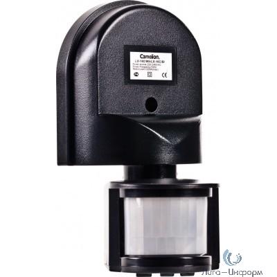 Camelion LX-16C/Bl, Черный (Электронный сенсор включения освещения, настенный, 180*)