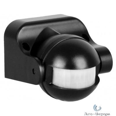 Camelion LX-39/Bl, Черный (Электронный сенсор включения освещения, настенный, 180* )