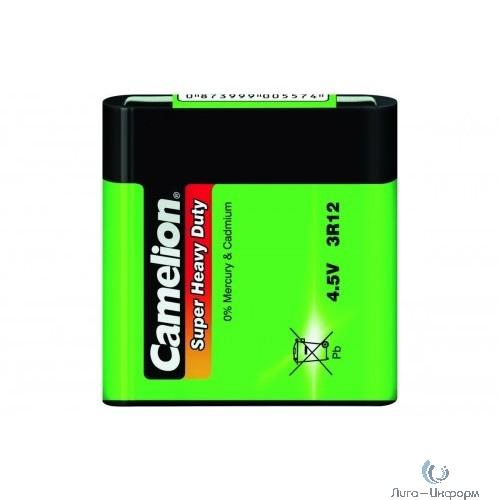 Camelion 3R12 SR-1 (3R12-SP1G, батарейка,4.5В)  (1 шт. в уп-ке)