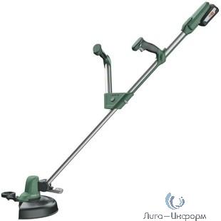 Bosch UniversalGrassCut 18-260 [06008C1D00] Триммер { 18 В, 26 см, 2,7 кг }