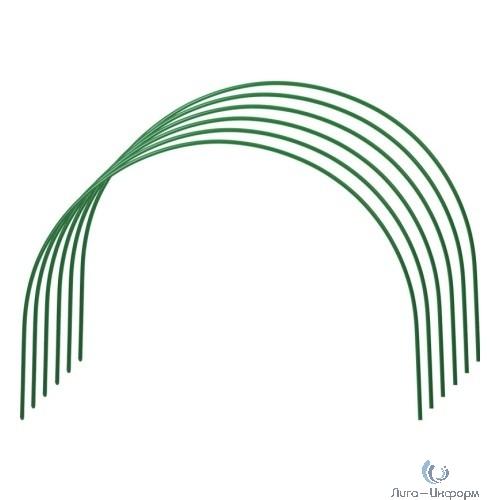 Дуги для парника GRINDA, покрытие ПВХ, 2,5м, 6шт [422309-100-095]