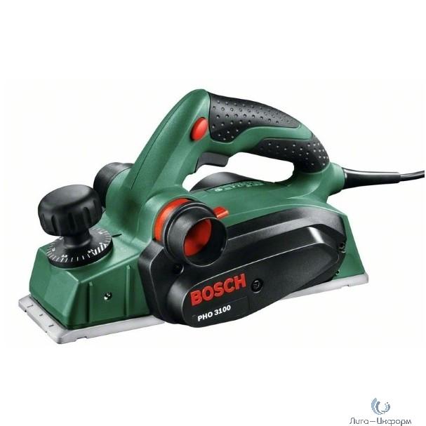 Bosch PHO 3100 Рубанок [0603271120] { 750 W, 16 500 об/мин, 2,6 кг }