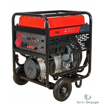 FUBAG BS 11000 DA ES [431226] Электростанция бензиновая с электростартером и коннектором автоматики