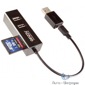 USB 3.0/OTG microUSB Card reader GR-564UB