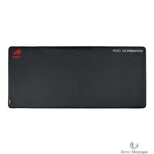 ASUS [90MP00S0-B0UA00] CROG Scabbard Mouse pad Black