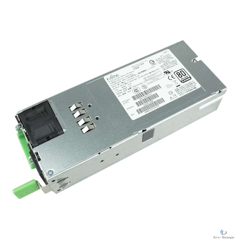 Fujitsu S26113-F574-L13 Блок питания Modular PSU 800W platinum hp