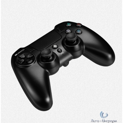 CanyonCND-GPW5 {Wireless Gamepad With Touchpad For PS4}