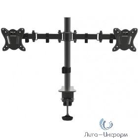 """Arm Media LCD-T13 черный 15""""-32"""" макс.8кг настольный поворот и наклон верт.перемещ."""
