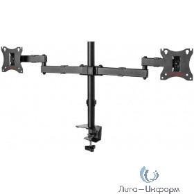 """Arm Media LCD-T04 черный 15""""-32"""" макс.14кг настольный поворот и наклон верт.перемещ."""