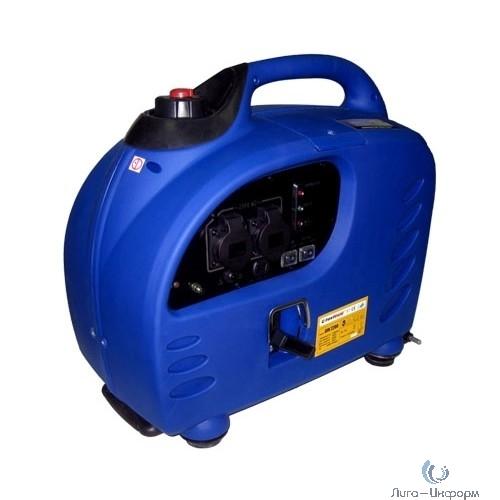 FOXWELD  Бензиновый генератор инверторного типа GIN 2200{ 1,8/2кВт, бак 5,7л, расход(50%) 0,7л/ч,  29кг} [5216 fw]
