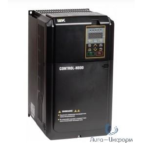 Iek CNT-H800D33FV18-22TE Преобразователь частоты CONTROL-H800 380В, 3Ф 18-22 kW