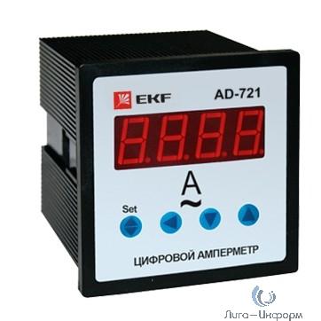 EKF ad-721 AD-721цифровойнапанель(72х72)однофазный EKF PROxima