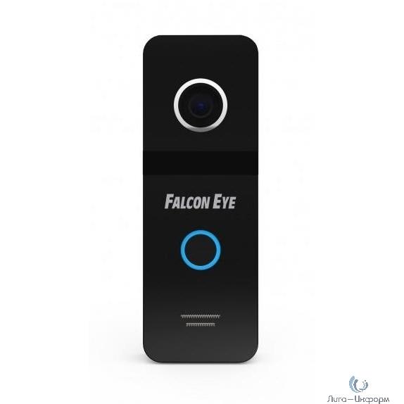 Falcon Eye FE-321 (Black) FE-321 (Black) Вызывная видеопанель: разрешение 800 ТВл; угол обзора 110гр.; ИК подветка;  питание DC 12В;  рабочий диапазон t -30…+60; комплектуется  угловым кронштейном