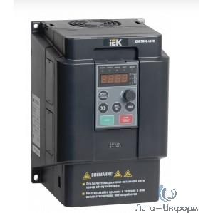 Iek CNT-L620D33V004-055TE Преобразователь частоты CONTROL-L620 380В, 3Ф 4-5,5 kW