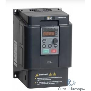 Iek CNT-L620D33V015-022TE Преобразователь частоты CONTROL-L620 380В, 3Ф 1,5-2,2 kW