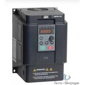 Iek CNT-L620D33V075-11TE Преобразователь частоты CONTROL-L620 380В, 3Ф 7,5-11 kW