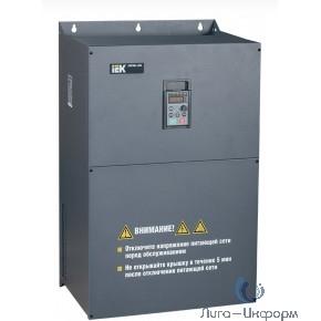 Iek CNT-L620D33V110-132TE Преобразователь частоты Control-L620 380В, 3Ф 110-132 kW 210-253A