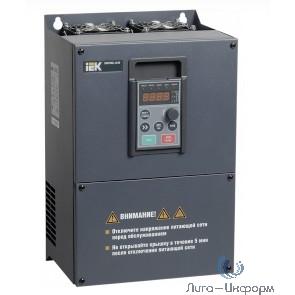 Iek CNT-L620D33V18-22TE Преобразователь частоты CONTROL-L620 380В, 3Ф 18-22 kW