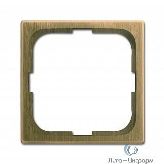 ABB 1710-0-4079 Кольцо промежуточное - адаптер для использования механизмов Reflex/Duro с рамками серии Династия, Латунь античная