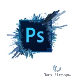 65297615BA02A12 Photoshop CC for teams ALL Multiple Platforms Multi European Languages Team Licensing Subscription New Level 2 [10 - 49]