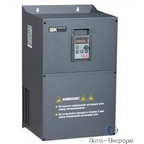 Iek CNT-L620D33V37-45TE Преобразователь частоты Control-L620 380В, 3Ф 37-45kW 75-90A