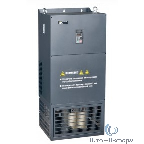 Iek CNT-L620D33V400-450TEL Преобразователь частоты CONTROL-L620 380В, 3Ф 400-450 kW 750-820A