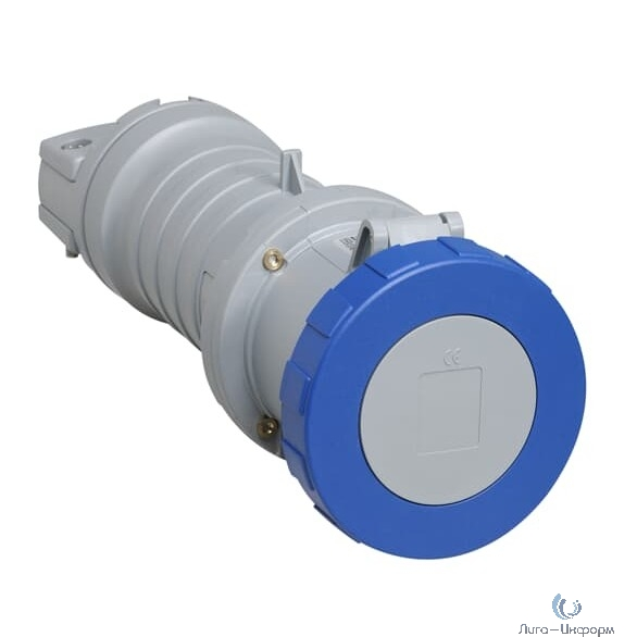 ABB 2CMA166918R1000 Розетка кабельная 2125C6W, 125А, 2P+E, IP67, 6ч