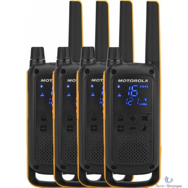 Motorola TALKABOUT T82EXT QUAD (B8P00811YDEMAQ)
