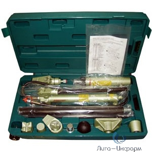 AE010010 Набор гидроинструмента (10т односкоростной), 18 предметов