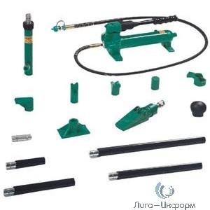 AE010020 Набор гидроинструмента (4т односкоростной), 18 предметов