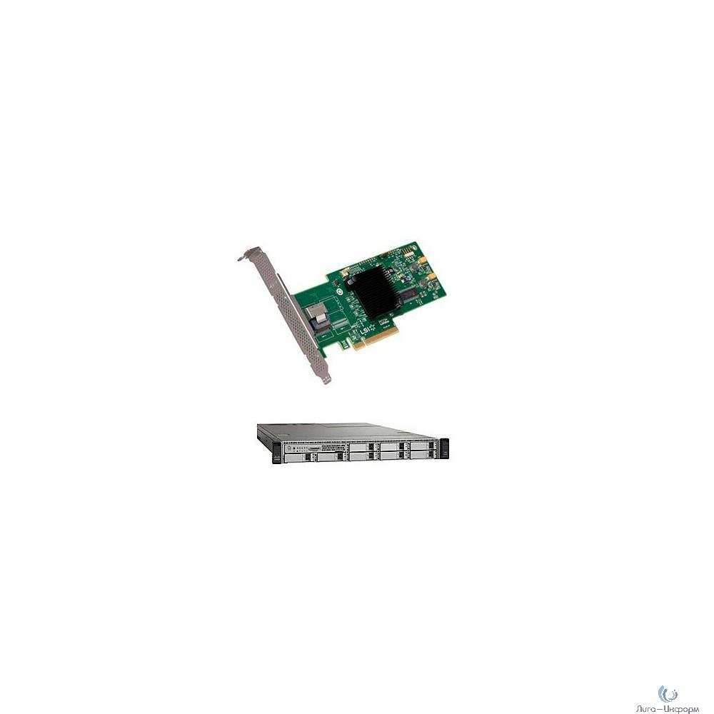 UCSC-RAID-ROM1 Плата памяти Embedded SW RAID 0/1/10, 4 ports SAS/SATA