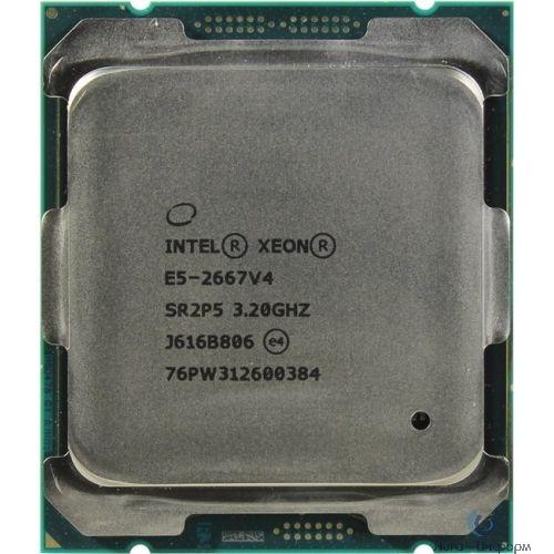 UCS-CPU-E52667E Процессор 3.20 GHz E5-2667 v4/135W 8C/25MB Cache/DDR4 2400MHz