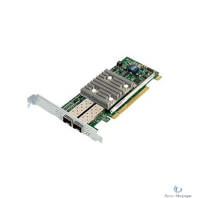 UCSC-PCIE-QNICSFP= Карта памяти Qlogic QLE8442 dual-port 10G SFP+ NIC