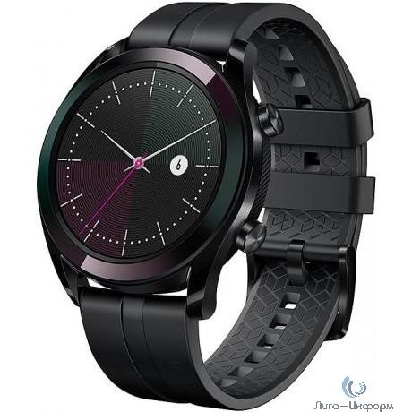 HUAWEI WATCH GT 42 mm Elegant Edition Black Умные часы