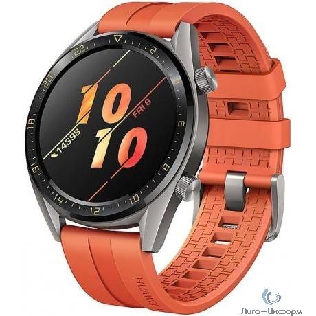 HUAWEI WATCH GT Orange 46 mm Умные часы