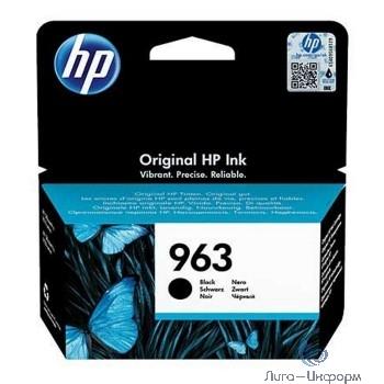 HP 3JA26AE Картридж струйный  963 черный (1000 стр.) {HP OfficeJet Pro 901x/902x/HP}