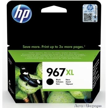 HP 3JA31AE Картридж струйный  963 черный (3000 стр.) {HP OfficeJet Pro 902x/HP}
