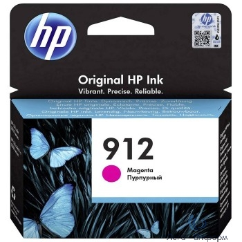 HP 3YL78AE Картридж № 912 струйный пурпурный (315 стр) {HP OfficeJet 801x/802x}