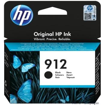 HP 3YL80AE Картридж № 912 струйный черный (300 стр) {HP OfficeJet 801x/802x}