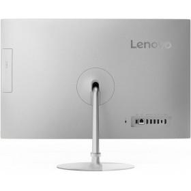 """Lenovo IdeaCentre 520-27ICB [F0DE007BRK] silver 27"""" WQHD i7-8700T/<wbr>16Gb/<wbr>512Gb SSD/<wbr>DVDRW/<wbr>W10/<wbr>k+m"""