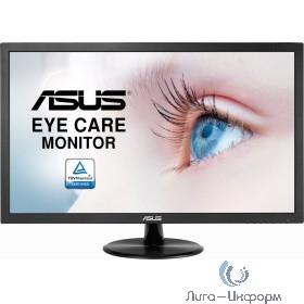 """ASUS LCD 23.6"""" VP247NA черный {VA 1920x1080 5ms 250cd 75Hz 3000:1 178/178 D-Sub DVI} [90LM01L0-B06170]"""