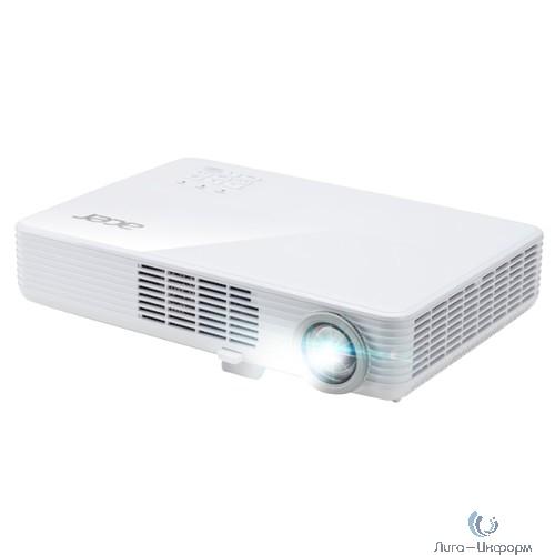 Acer PD1320Wi [MR.JR311.001] {LED, WXGA, 3000Lm,  10000/1, USB, 2Kg, USB power, EU Power EMEA}